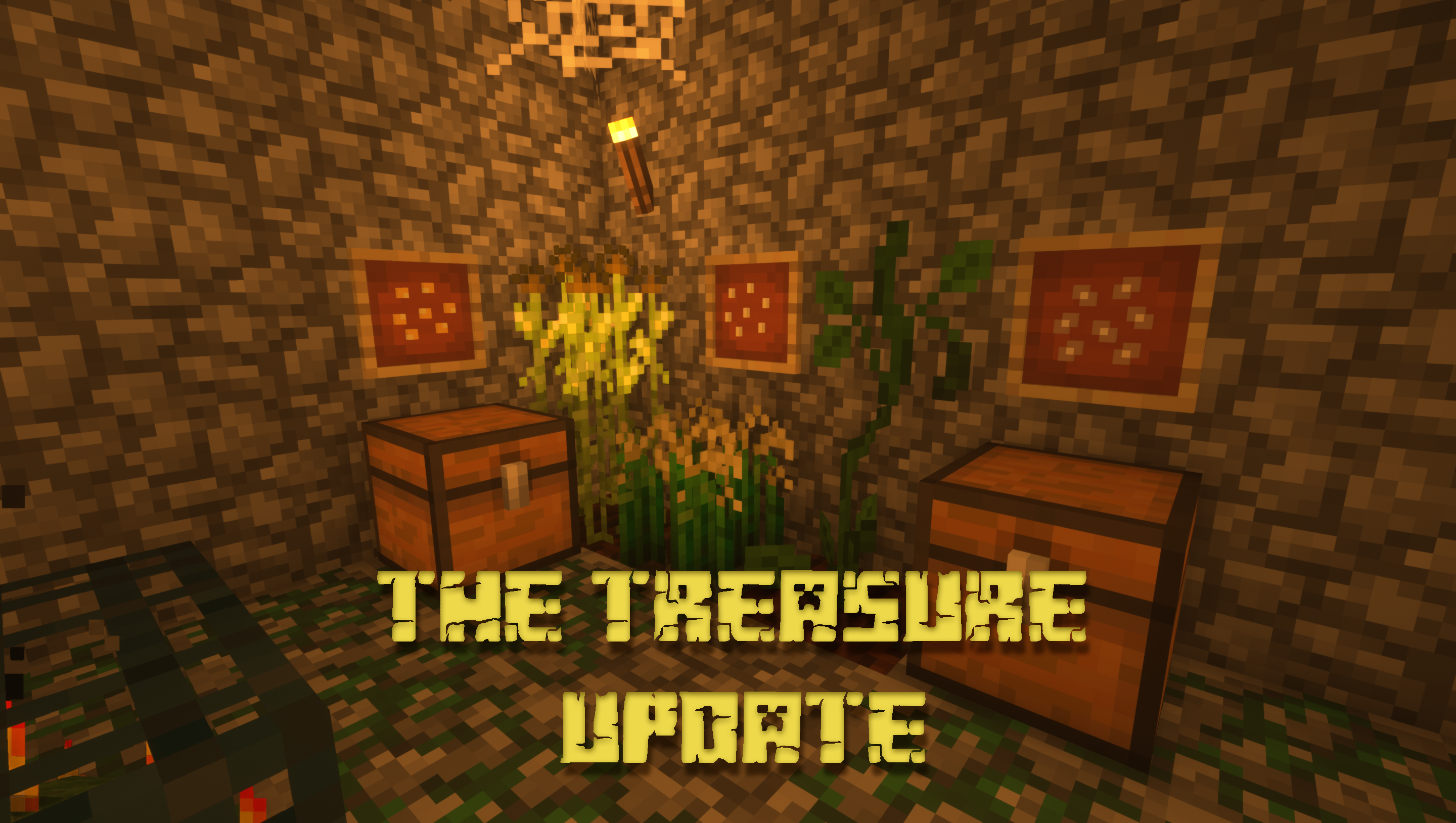 The Treasure Update