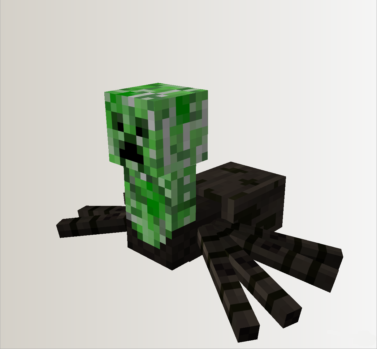 Creeper-Spider Mod - Mods - Minecraft - CurseForge
